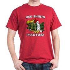 Red Shirts Iyaoyas! T-Shirt