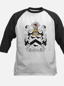 Martinson Family Crest Baseball Jersey