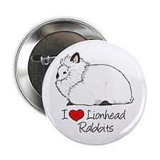 I Heart Lionhead Rabbits 2.25