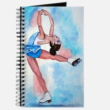 Ice Skater Layback Spin Journal