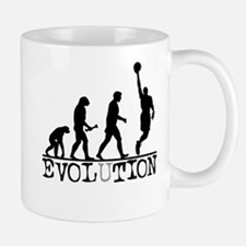EVOLUTION Basketball Mug