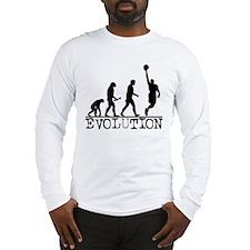 EVOLUTION Basketball Long Sleeve T-Shirt