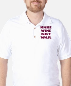 Make Wine Not War T-Shirt