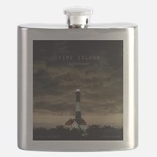 Fire Island Island. Flask