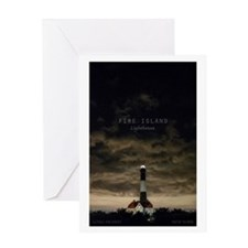 Fire Island Island. Greeting Card