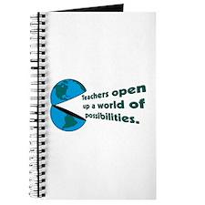 Social Studies Teacher Gifts Journal