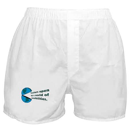 Social Studies Teacher Gifts Boxer Shorts