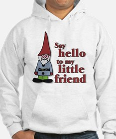 Cute Travelocity gnome Hoodie