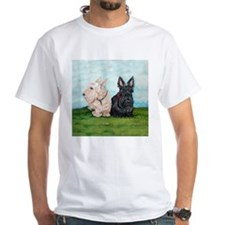 Laddie and Maddie 11x11 T-Shirt