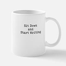 Writing Motivation Mugs