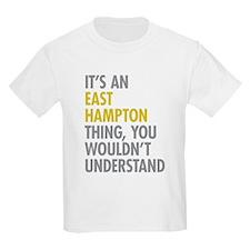 Its An East Hampton Thing T-Shirt