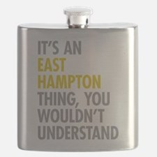 Its An East Hampton Thing Flask
