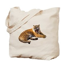 Mad Tiger Tote Bag