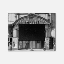 Empress Movie Theater, 1939 Picture Frame