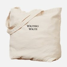 writerswrite Tote Bag