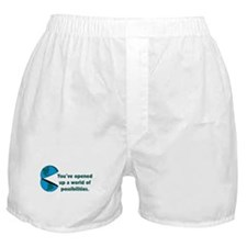Presents for teachers Boxer Shorts