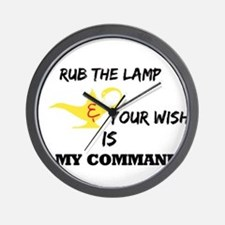 RightOn Make a wish Wall Clock