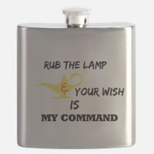 RightOn Make a wish Flask