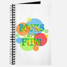 Books are Fun Journal