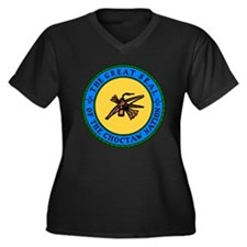 Great Seal Of The Choctaw Nation Plus Size T-Shirt