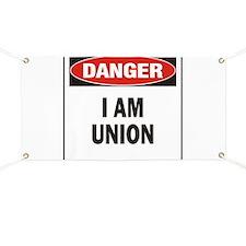 Danger Union Banner