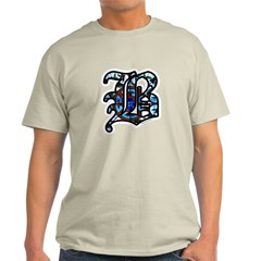 Stained Glass B2 T-Shirt