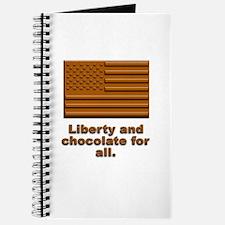 Liberty & Chocolate Journal