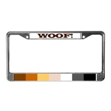 Cool Equality License Plate Frame