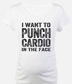 Punch Cardio In The Face Shirt