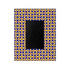 Mexican Tile Pattern Picture Frame