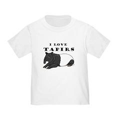 Smiling Tapir T