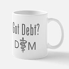 Got Debt - DVM Mug
