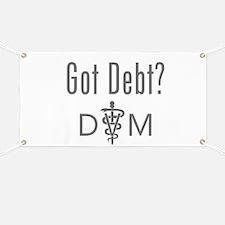Got Debt - DVM Banner