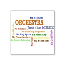 orch_just_the_music Sticker