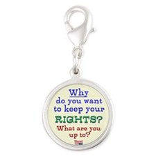 Constitutional Rights Charms
