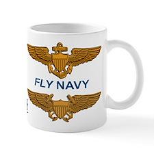 F-4 Phantom Ii Vf-41 Black Aces Mug Mugs