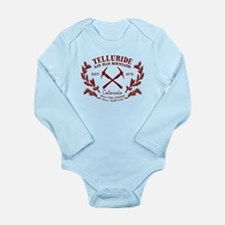 Telluride Survive Long Sleeve Infant Bodysuit