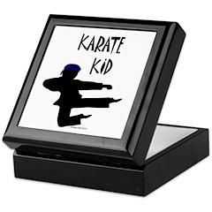 Karate Kid (Boy) Keepsake Box