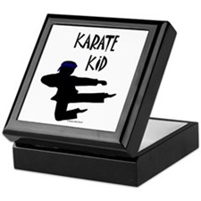 Karate Kid (Boy) Keepsake Box