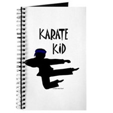 Karate Kid (Boy) Journal