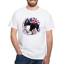English Springer Patriotic Shirt
