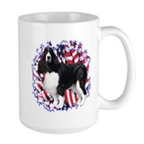 English springer spaniel Large Mugs (15 oz)