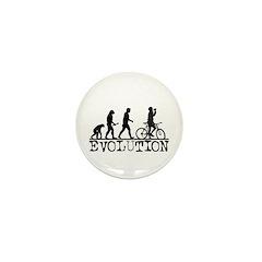 EVOLUTION Biking Mini Button (10 pack)