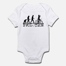 EVOLUTION Biking Infant Bodysuit