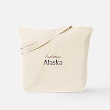 Custom Alaska Tote Bag