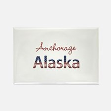 Custom Alaska Rectangle Magnet