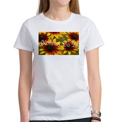 Mommy To Be (Floral) Women's T-Shirt