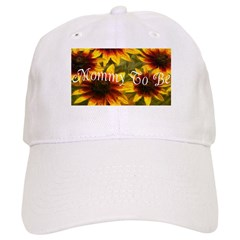 Mommy To Be (Floral) Baseball Cap
