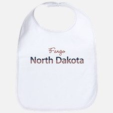 Custom North Dakota Bib
