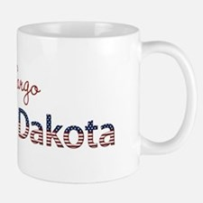 Custom North Dakota Mug